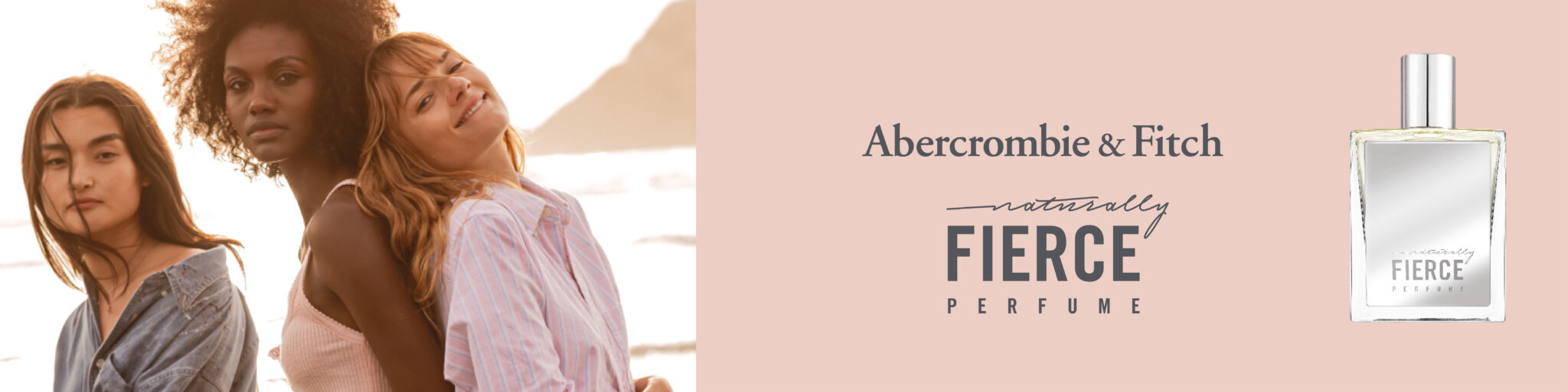 Abercrombie & Fitch Naturally Fierce