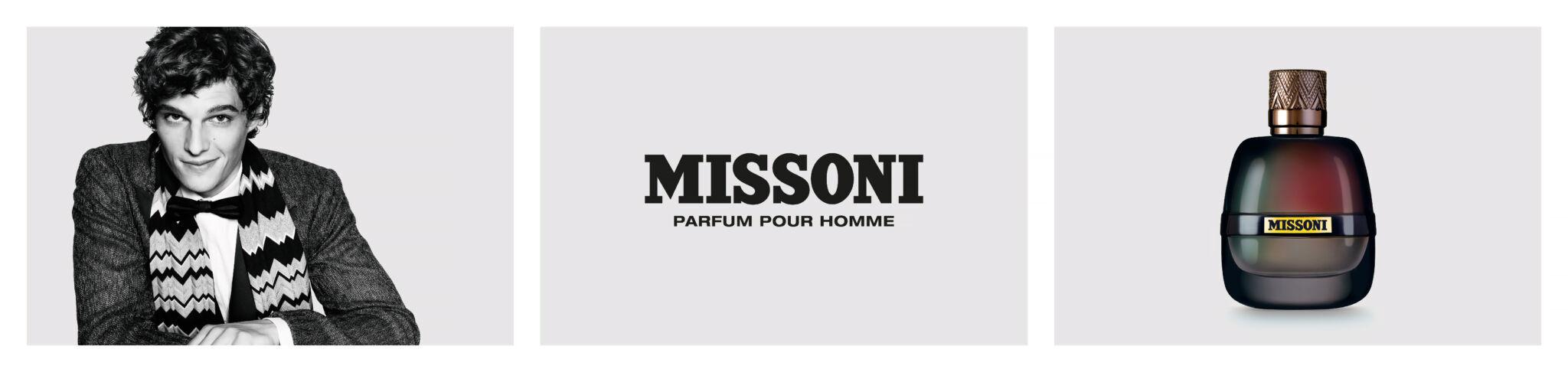 Missoni Pour Homme