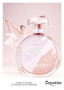 Waan je een ballerina in het Zwanenmeer met Repetto Le ballet blanc