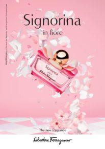 Signorina in fiore - ontluikende liefde volgens Salvatore Ferragamo