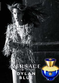 Een ode aan de vrouwelijkheid met Versace pour femme Dylan blue