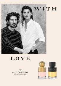 Scotch & Soda lanceert nieuwe parfums