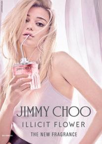 Ontdek het uitdagende parfum Illicit Flower van Jimmy Choo